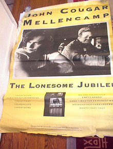 GREAT BIG JOHN COUGAR  THE LONESOME JUBILEE