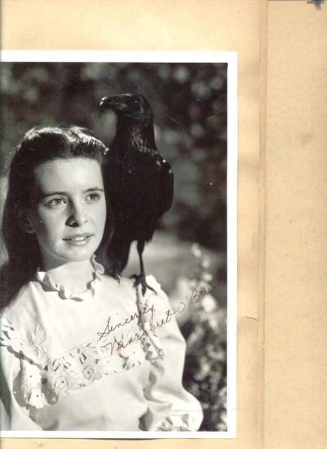 Hutton,O'Brien,Jones autogr./'40's scrapbook
