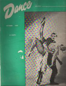 Dance Mag 11/1950 Karsavina 1890s; Appalachia