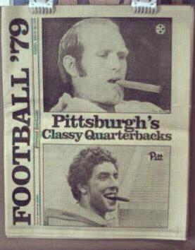 1979 Pghs Classy Quarterbacks Bradshaw Marino