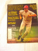 AUGUST,1968 SPORT PETE ROSE ON COVER