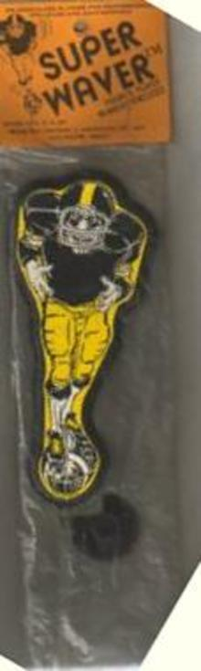 Super Waver Football Gadget 1987 Sealed Mint