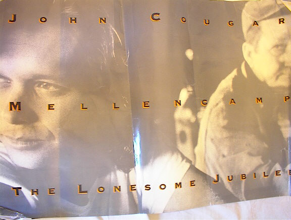 JOHN COUGAR MELLON CAMP LONESOME JUBILET POST