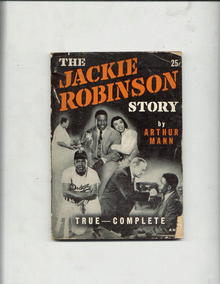 The Jackie Robinson Story - c. 1950