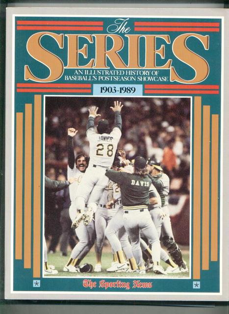 World Series - Post Season 1903-1989