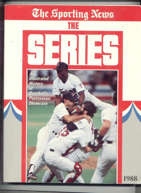 The Series - Illustrated history ,1988