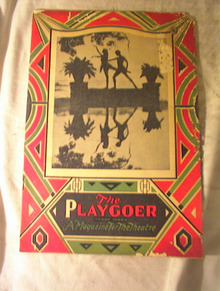 The Playgoer Magazine,Robert Fiske,1929