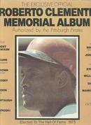 ROBERTO CLEMENTE Memorial Record Album WOW!