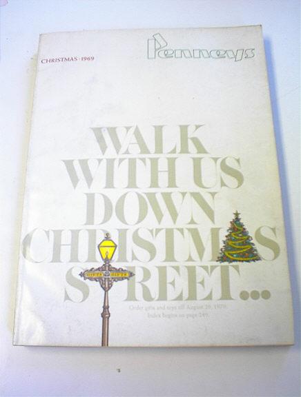 J.C. Penneys Christmas 1969 Catalog