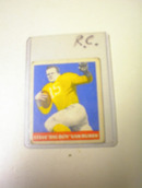 Steve'Big Boy'Van Buren,1948,All-Star card