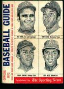 Offical Baseball Guide-Joe Torre on Cover!