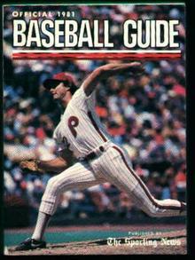 Baseball Guide- M.Schmidt,S.Carlton Covers!