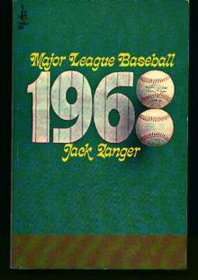MLB Handbook68'-Photos Whitey Ford,Lou Brock