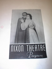 Nixion Theatre,3/25/46,The Student Prince