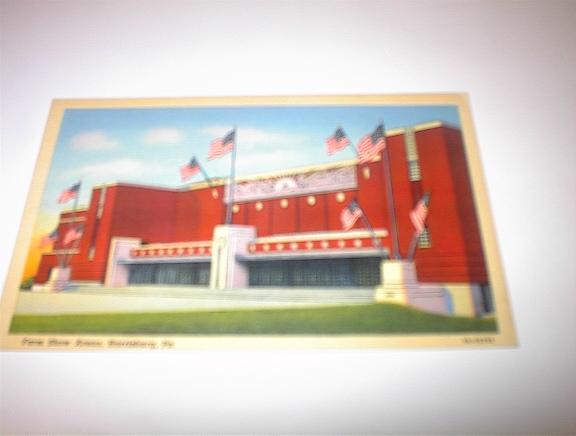 1940's Farm Show Arena,Harrisburg,Pa