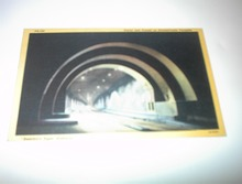 1930's Portal and Tunnel,PA Turnpike