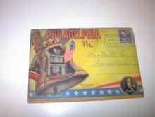 1937 Scenic Folder Philadelphia,Pa