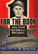 TSN/For The Book/All-Time Baseball Records'53