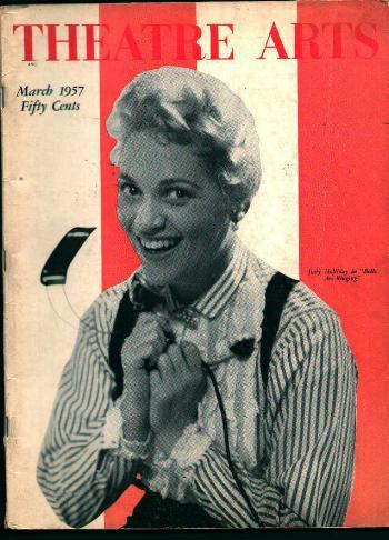Theatre Arts Magazine -Shaw, Rex Harrison!