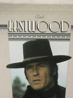THE SCREEN CREATES CLINT EASTWOOD  GREAT BOOK