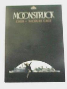 MOONSTRUCK *ing CHER & NICOLAS CAGE