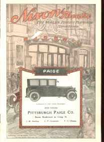 The Gold Diggers at Nixon Theatre 2/13/1922