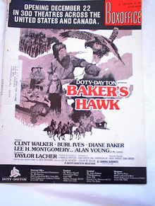 12/20/1976 ISS OF BOXOFFICE BAKERS HAWK COVER