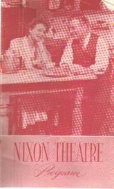 Nixon Theatre 1950 Shirley Booth; Oklahoma!