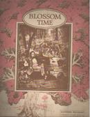 1921 Program Blossom Time Franz Shubert