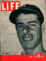 Life- Joe DiMaggio Cover! Young Yankee Player