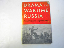 Drama in Wartime Russia by Henry Wadsworth