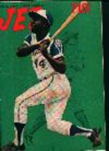Jet-4/25/74  Hank Aaron on Cover!