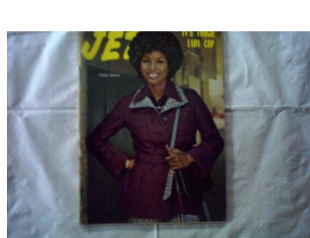 Jet74Muhammad Ali - Zaire;Teresa Graves;Foxx