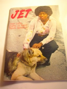 JET Magazine,5/8/75,Joan Little Cover