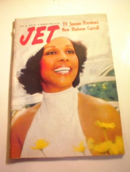 JET Magazine,8/19/76.Diahann Carroll COVER