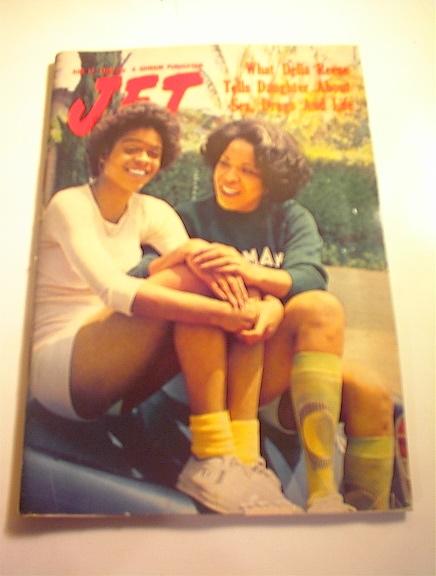 JET Magazine,6/17/76. Della Reese & Daughter