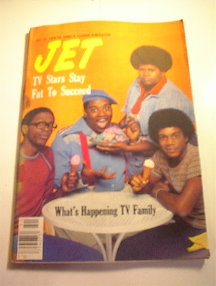 JET Mag,12/21/78. What's Happening TV Family