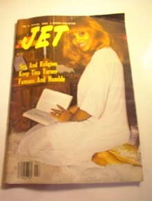 JET Magazine,2/15/79. Tina Turner cover