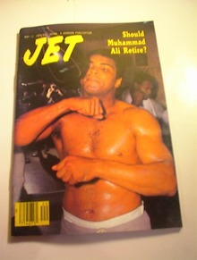 JET Magazine,5/17/79,Muhammad Ali cover
