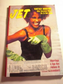 JET Magazine,2/16/87,Whitney Houston cover