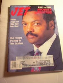 JET Magazine,6/8/87,Jesse Jackson cover