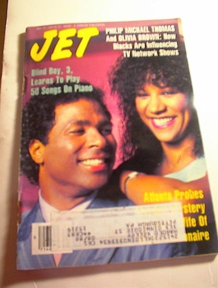 JET Mag,5/25/87,Philp M.Thomas/Olivia Brown