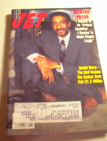 JET Magazine,2/9/87,Richard Pryor cover