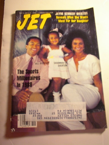 JET Magazine,5/9/88,Jayne Kennedy Overton