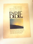 Dino De Laurentis the Bible Souvenir Book