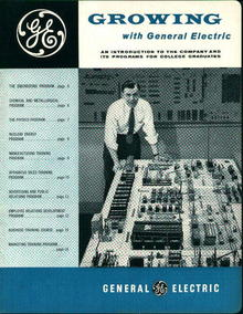 General Electric Magazine 12/55