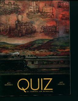 Quiz on Railroads and Railroading