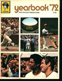 Pirtates Yearbook 1972