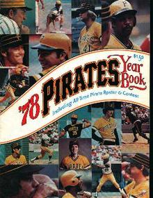 Pirates 1978 Yearbook!