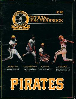 Pirates 1984 Yearbook!